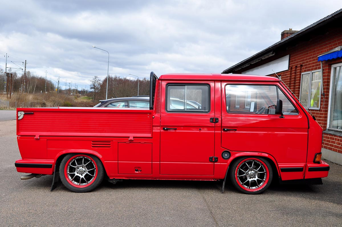 Vw T3 Pictures