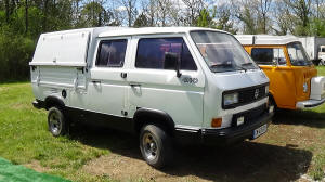 VW tristar syncro fron France